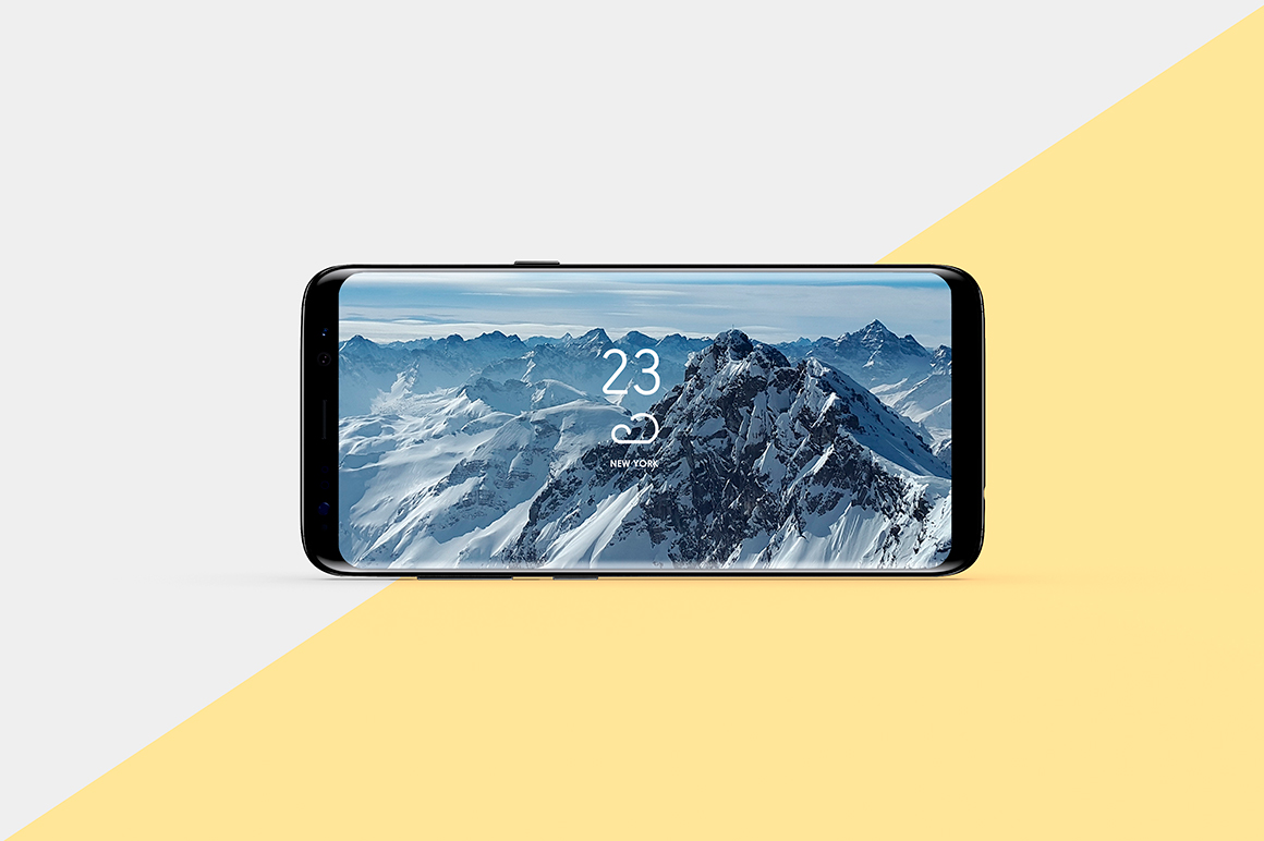 Smartphone Mock-Ups Vol. 2 example image 10