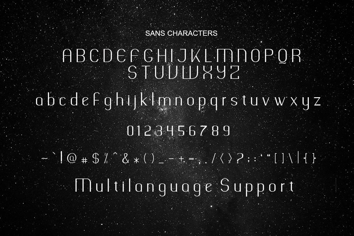 fallefi - Font Duo example image 7