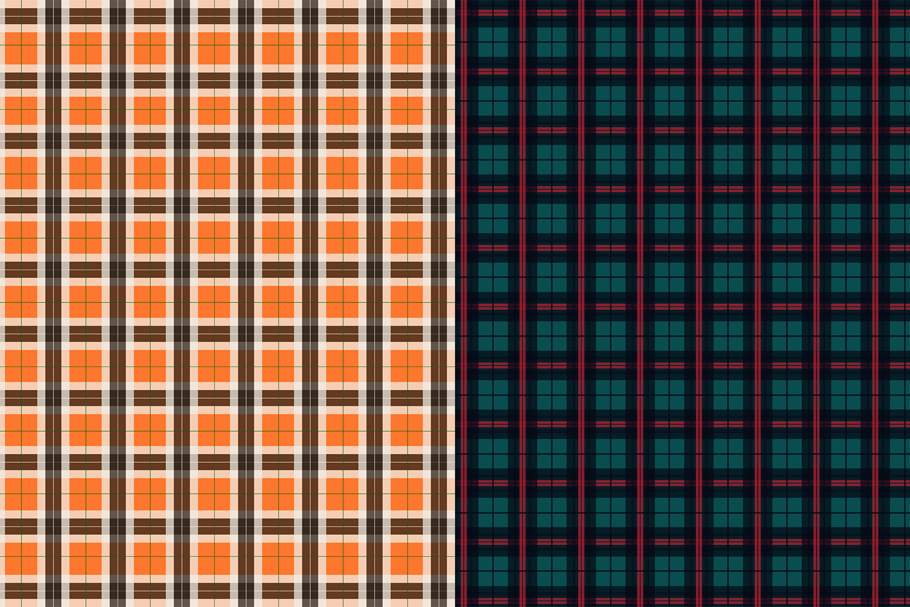 10 Checkered Patterns example image 8