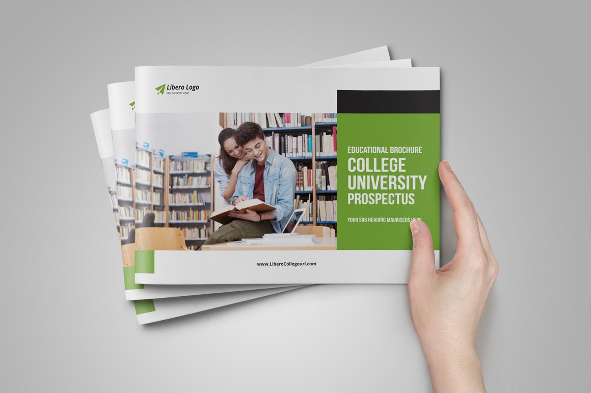 Education Prospectus Brochure Bundle example image 6