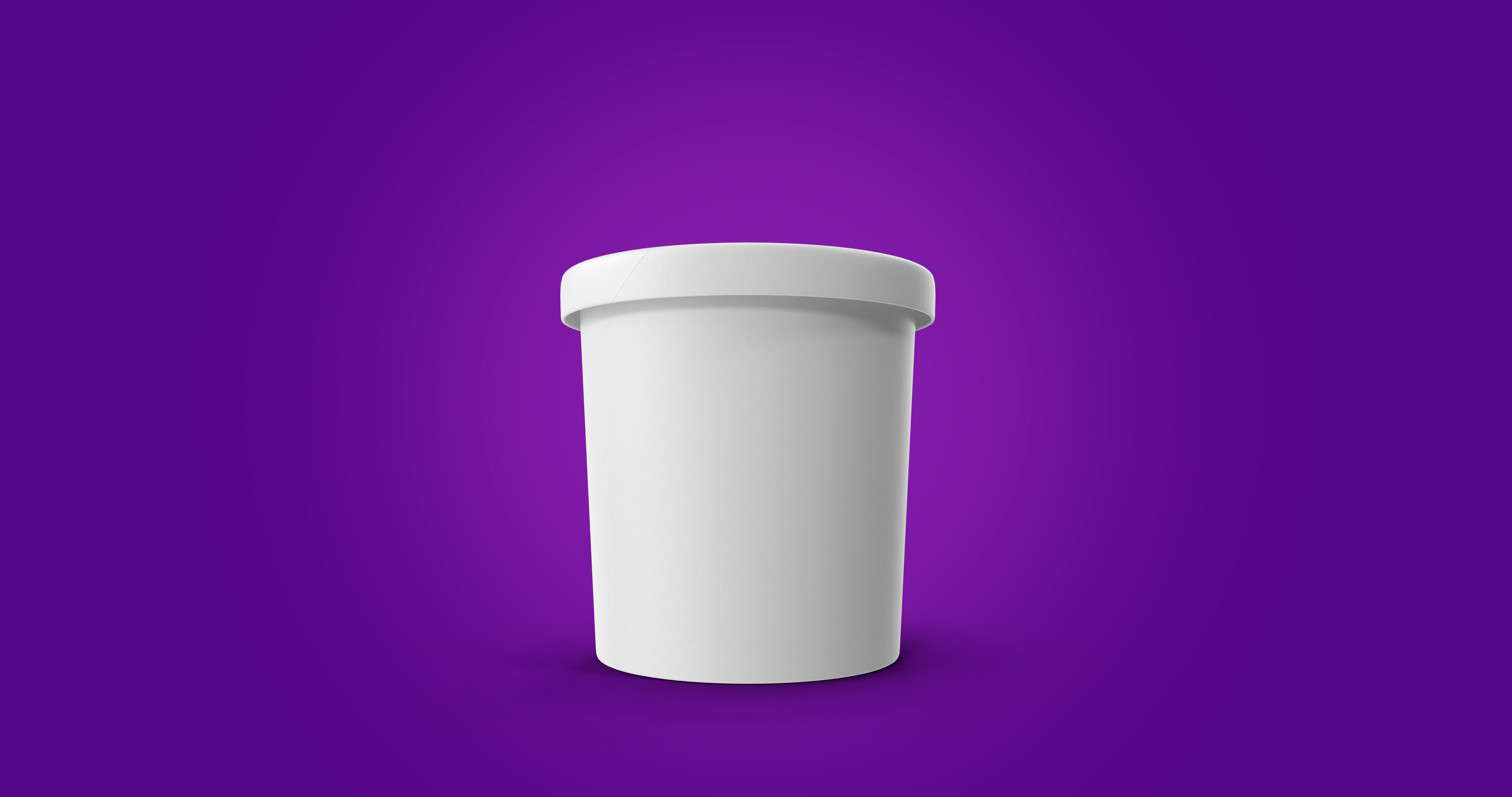 Ice Cream Cup Mockup example image 3