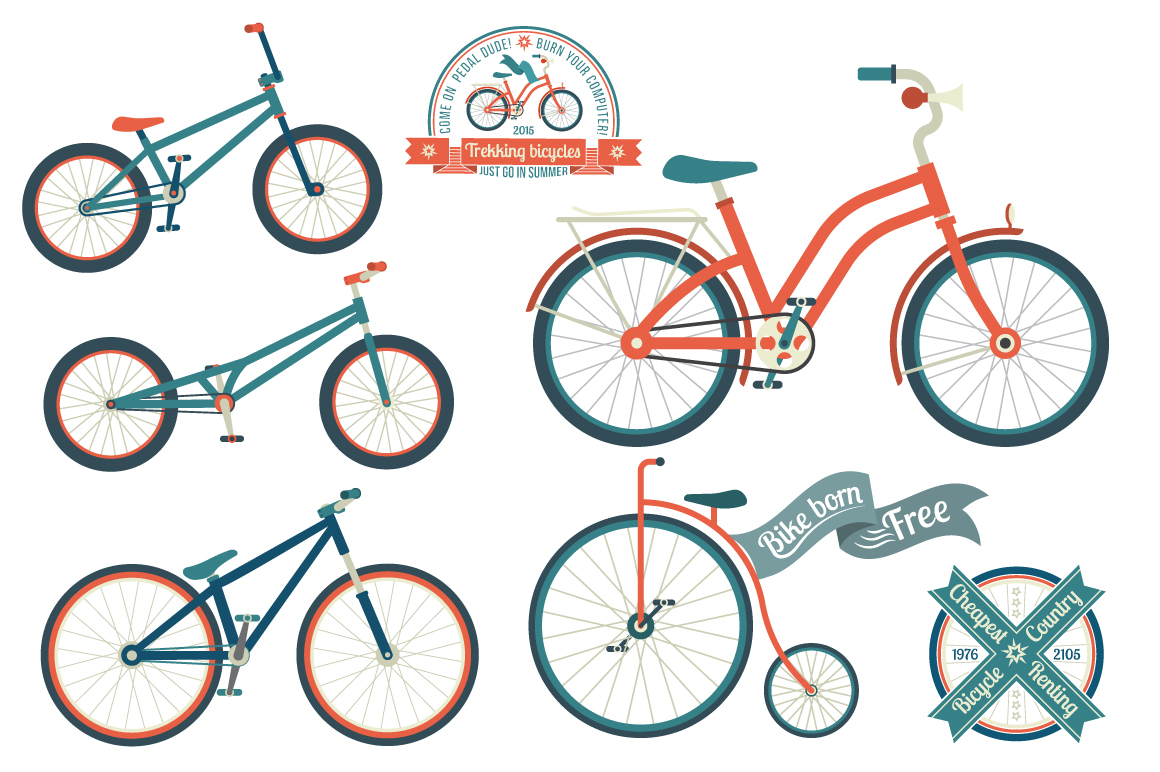 Bicycles example image 2