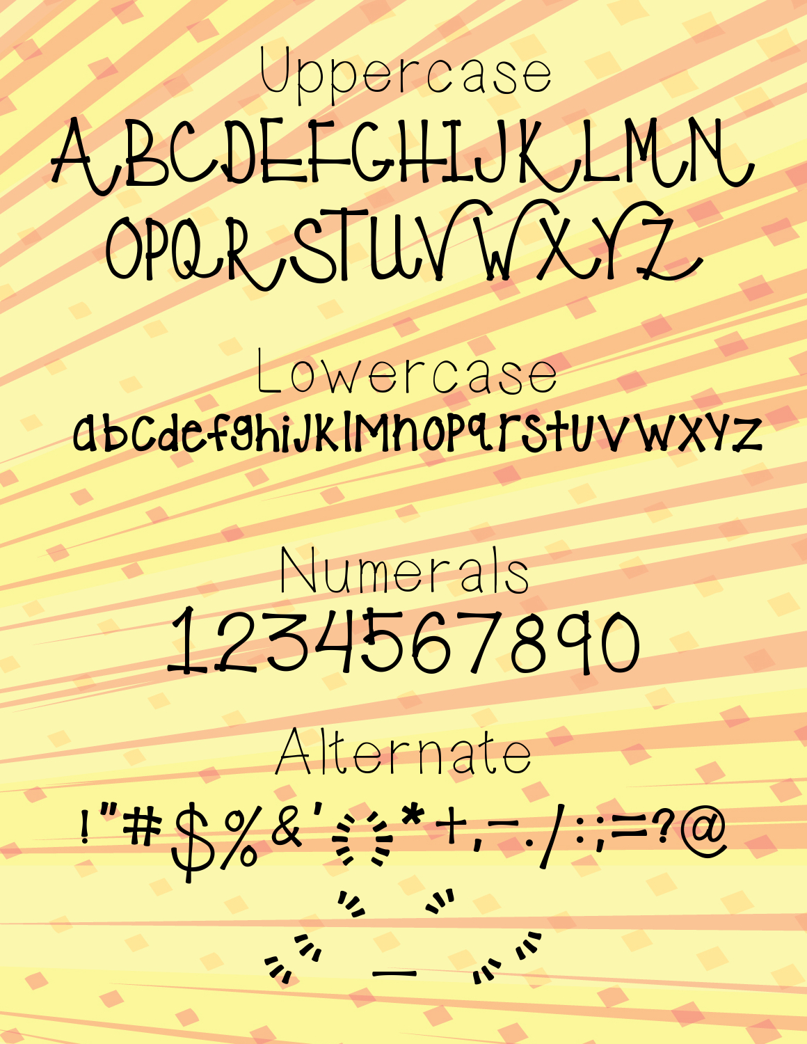Raydiant a Handwritten Font example image 2