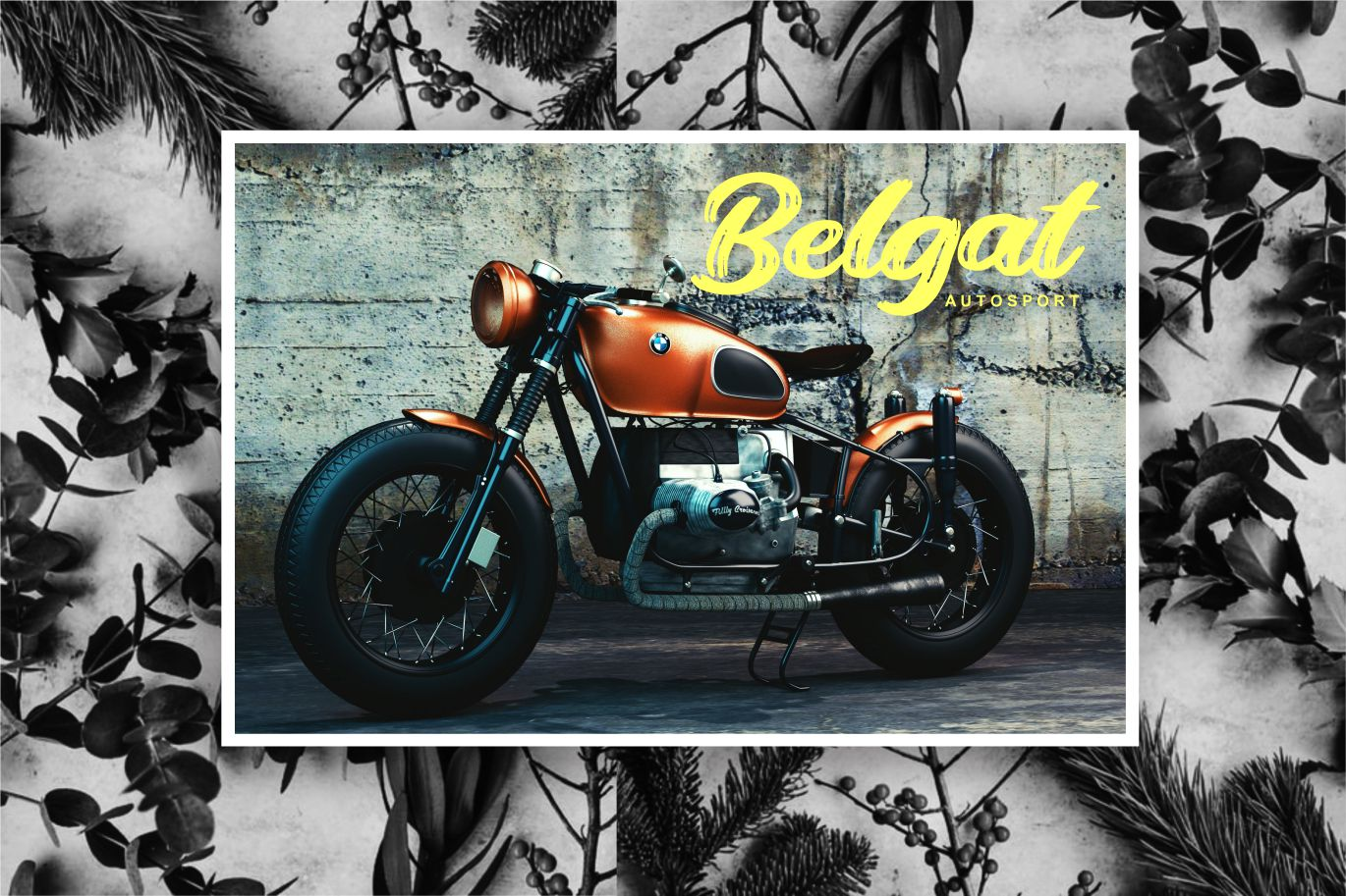Bright | Modern Rough Script Font example image 5