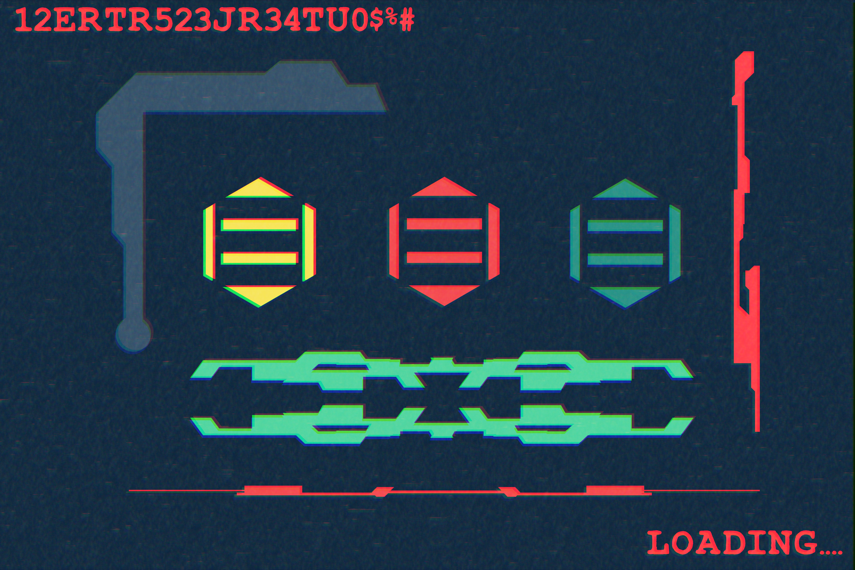 Cyberpunk - Adobe Photoshop Swatches example image 4