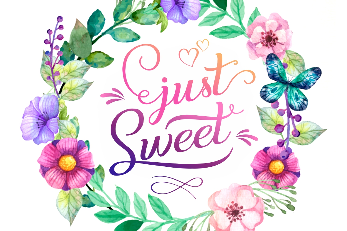 Just Sweet example image 1