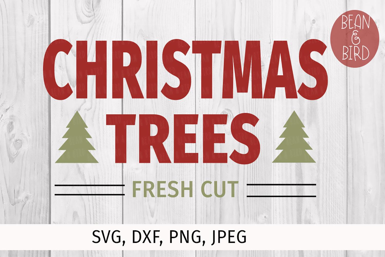 Christmas Trees example image 2