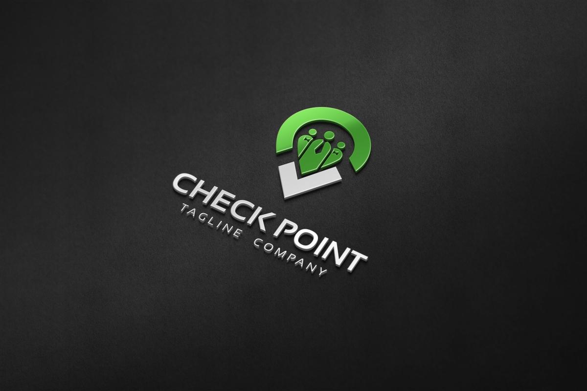 Human Check Logo example image 3