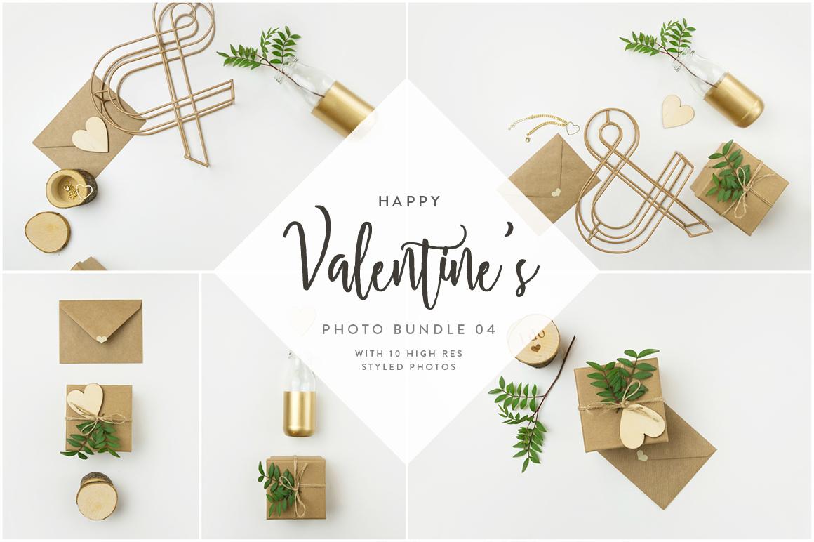 Valentine's Styled Photo Bundle - Natural Tones example image 1