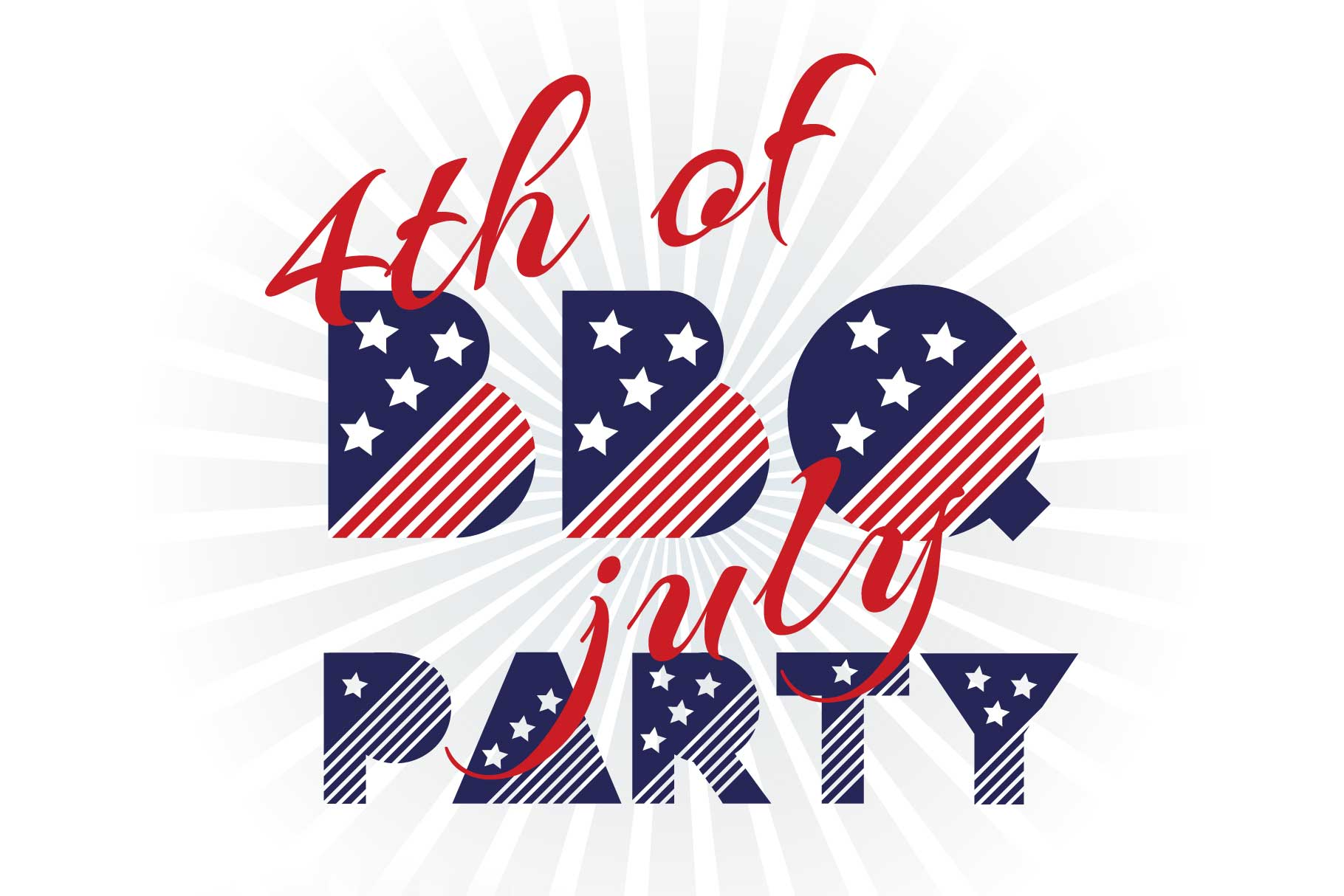 Patriot font family example image 4