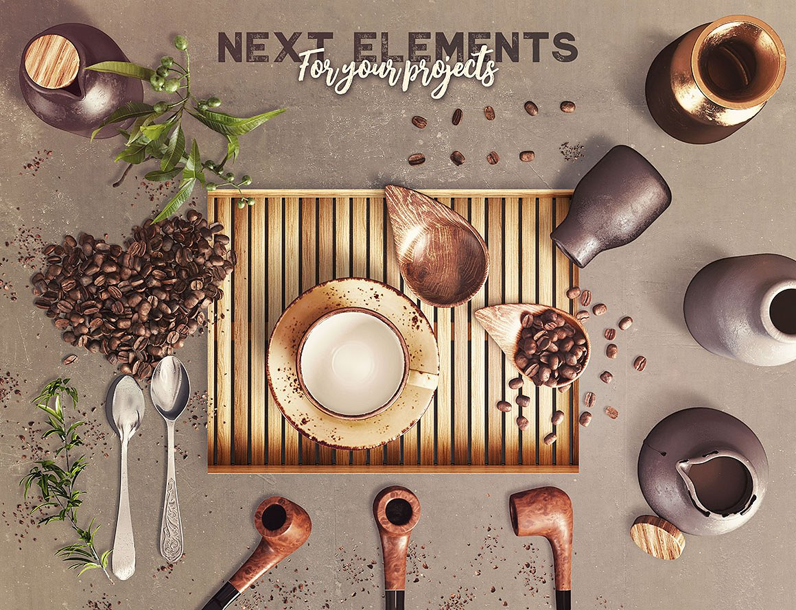 Coffee Scene Creator example image 18