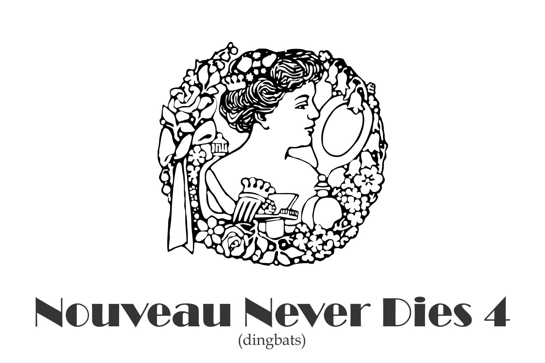 Nouveau Never Dies 4 example image 1