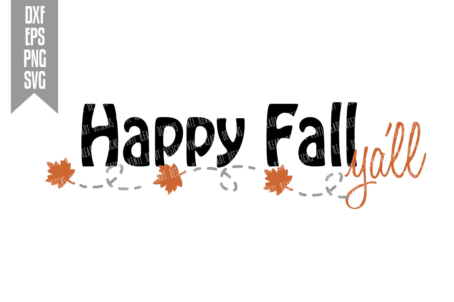 Fall Autumn Bundle #1- 30 designs - Vector Clip Art Files example image 4