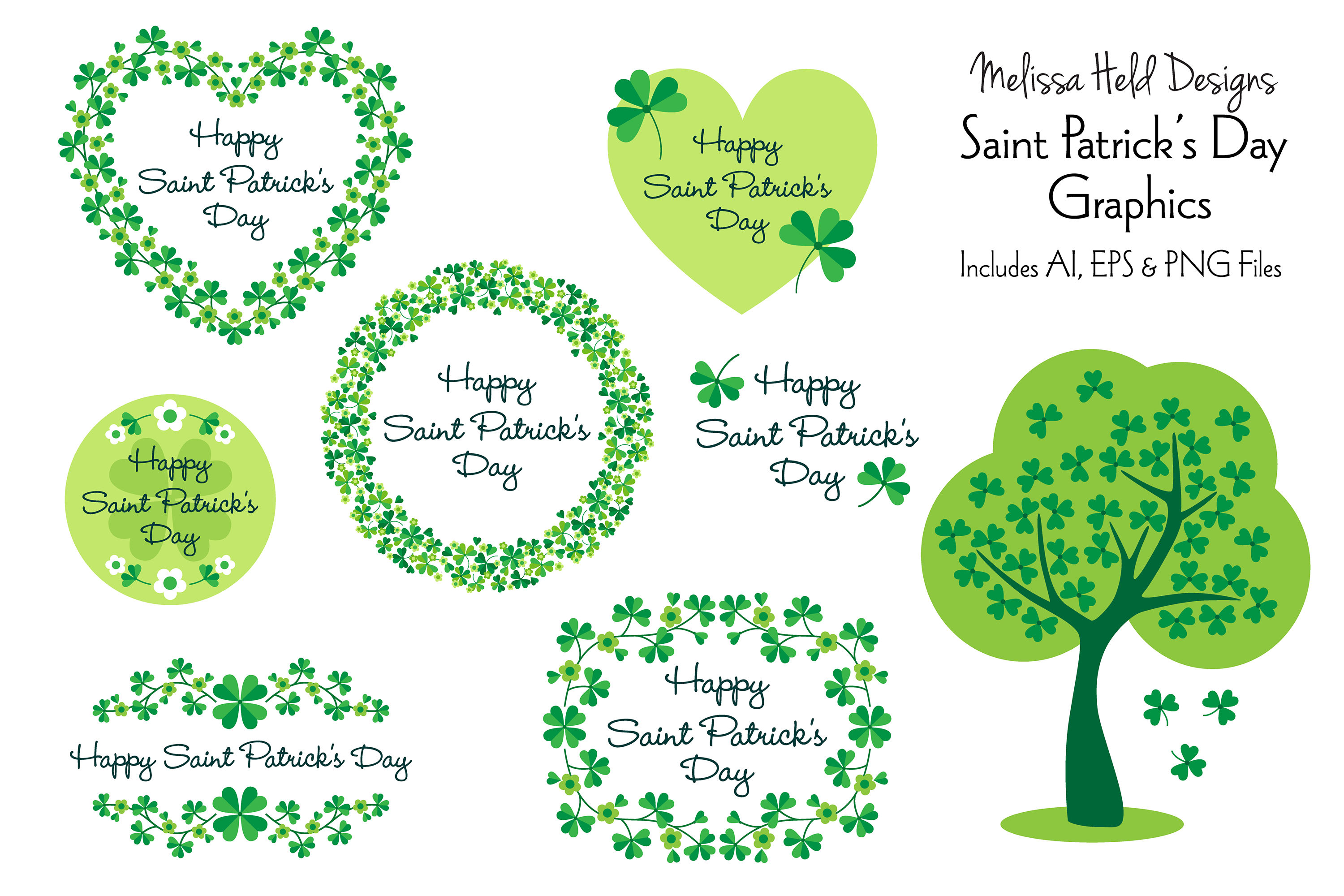 Saint Patrick's Day Graphics example image 1