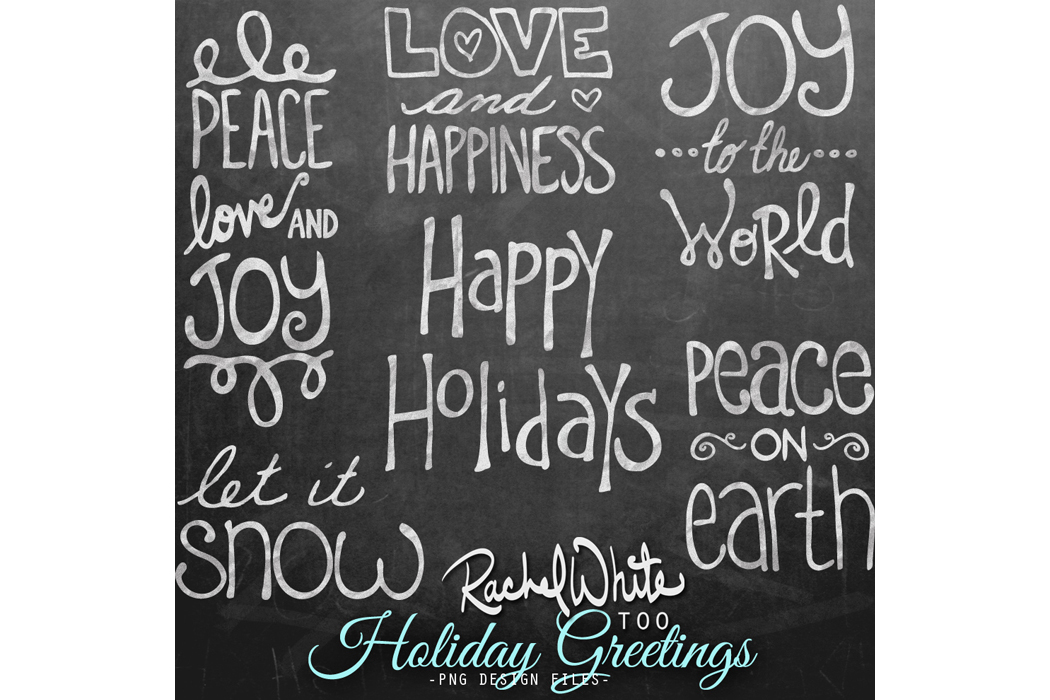 Holiday Greetings example image 1