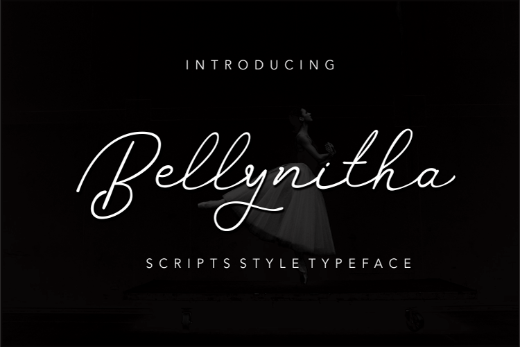 Bellynitha Script example image 11
