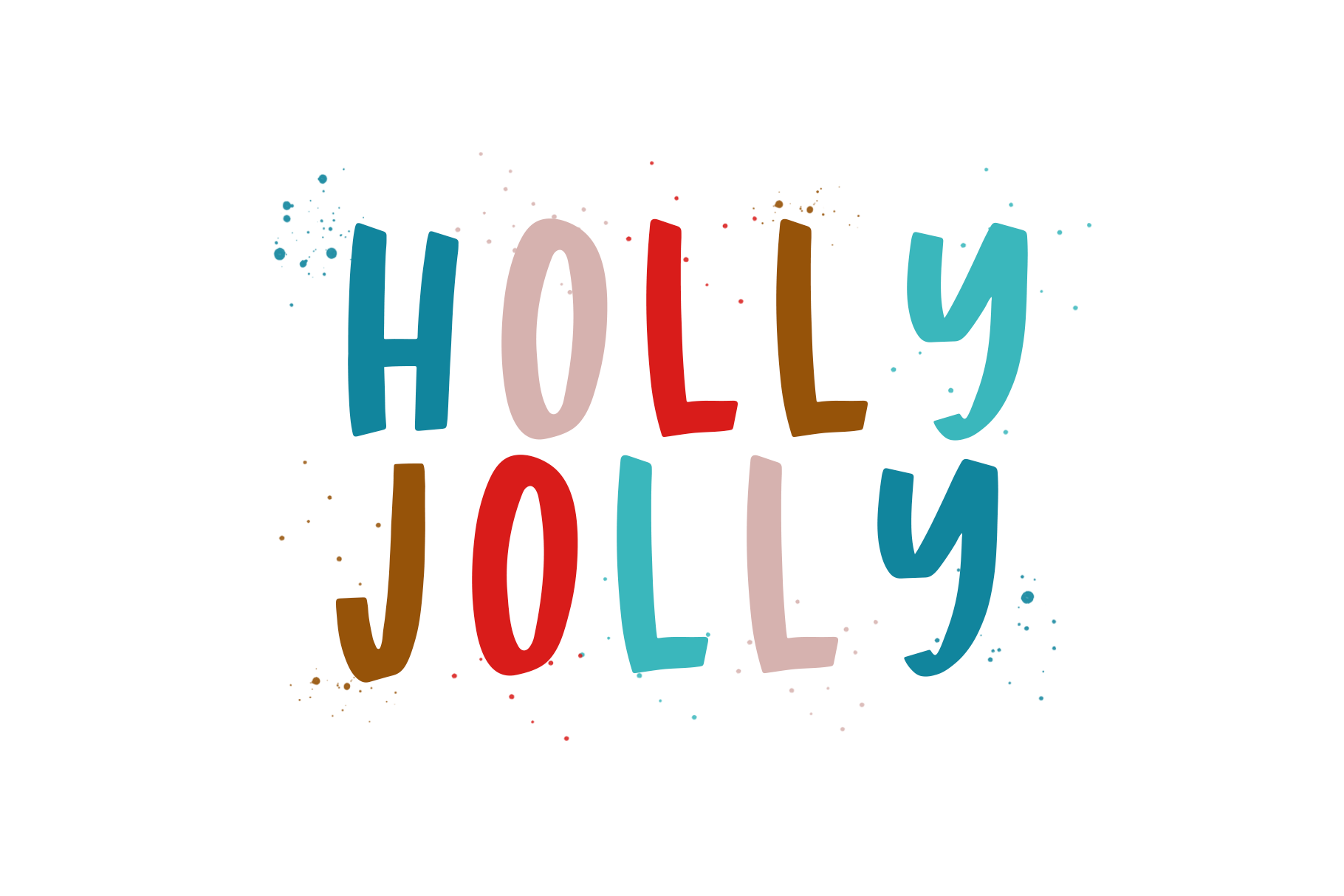 Likewise - A Quirky & Chunky Handwritten Font example image 3