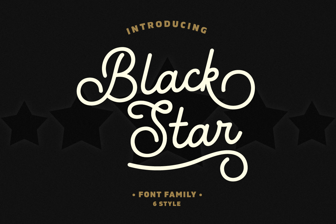 Black Star example image 1