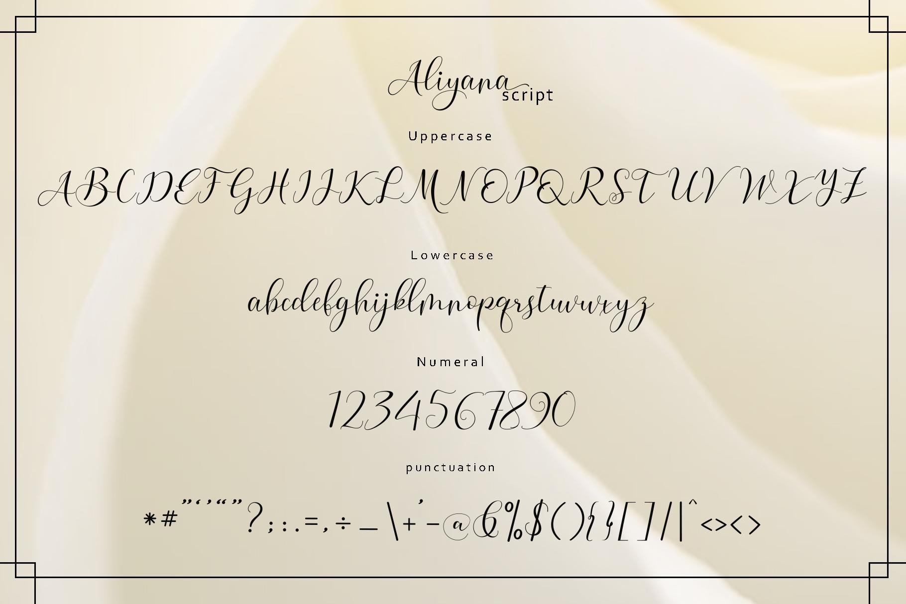 Aliyana example image 8
