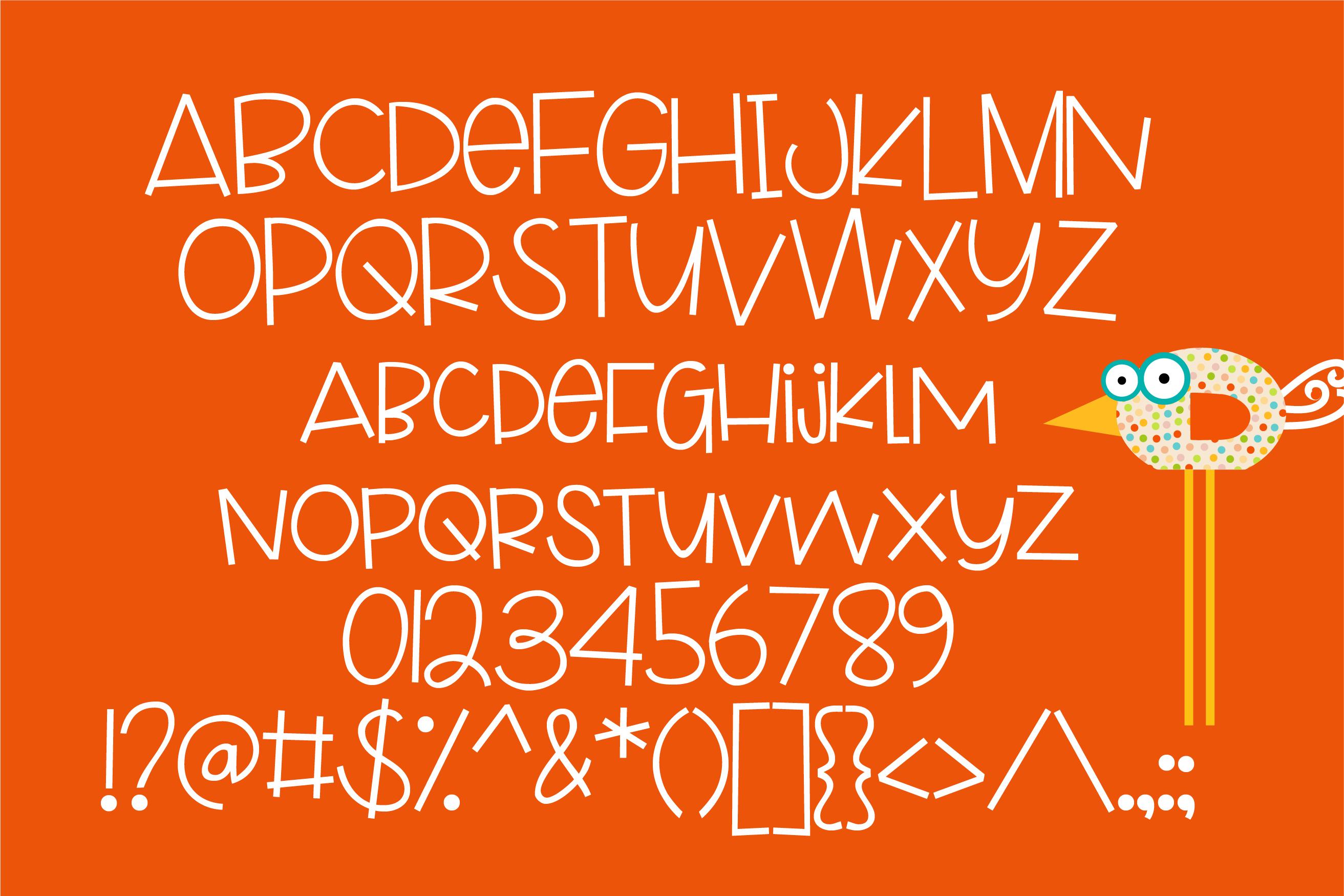 PN Gooneybird example image 3