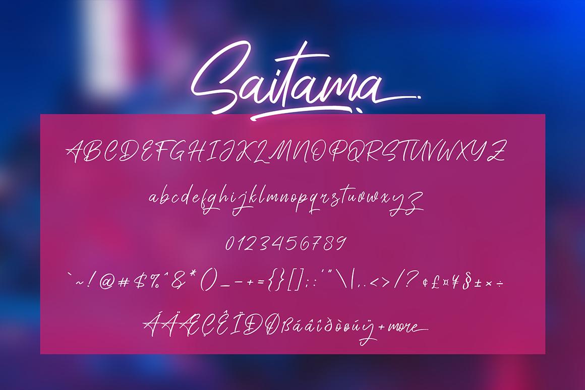 Saitama Script example image 7
