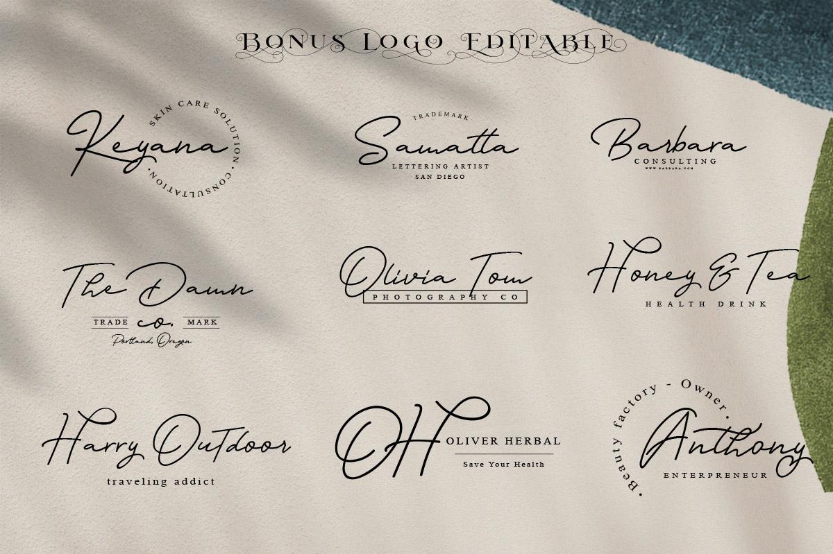 Orlando Signature Extra Logo example image 6