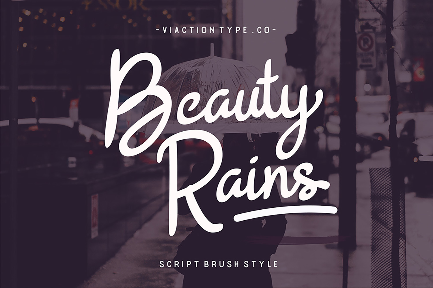 Beauty Rains example image 1