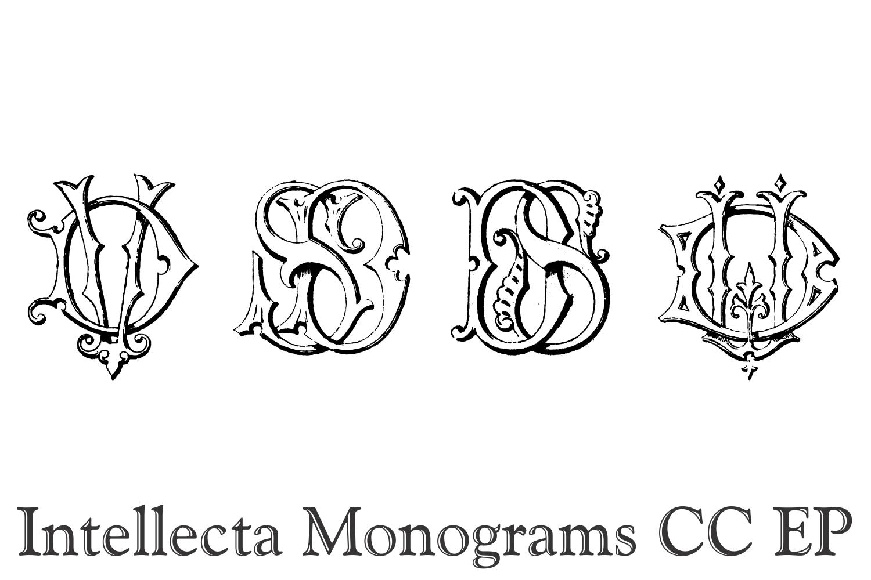 Intellecta Monograms CC EP example image 4