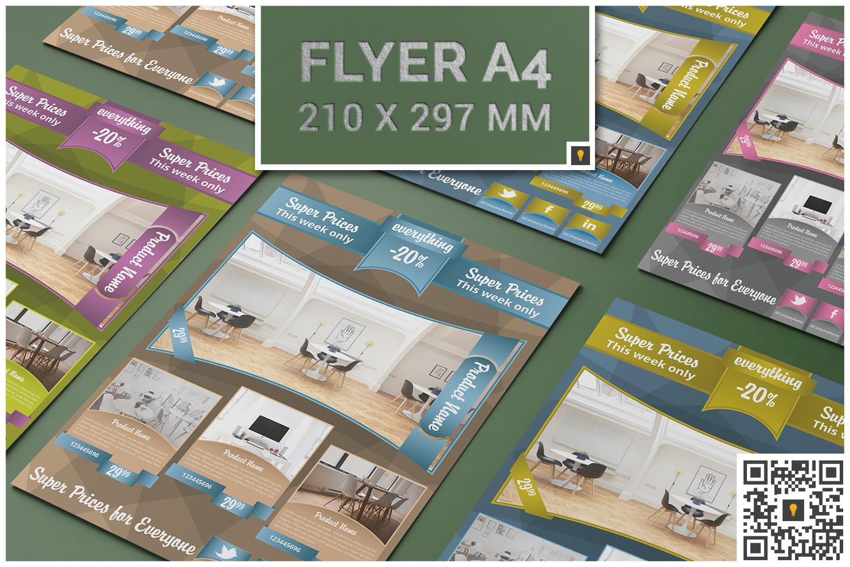 Flyer Bundle 50% SAVINGS example image 2