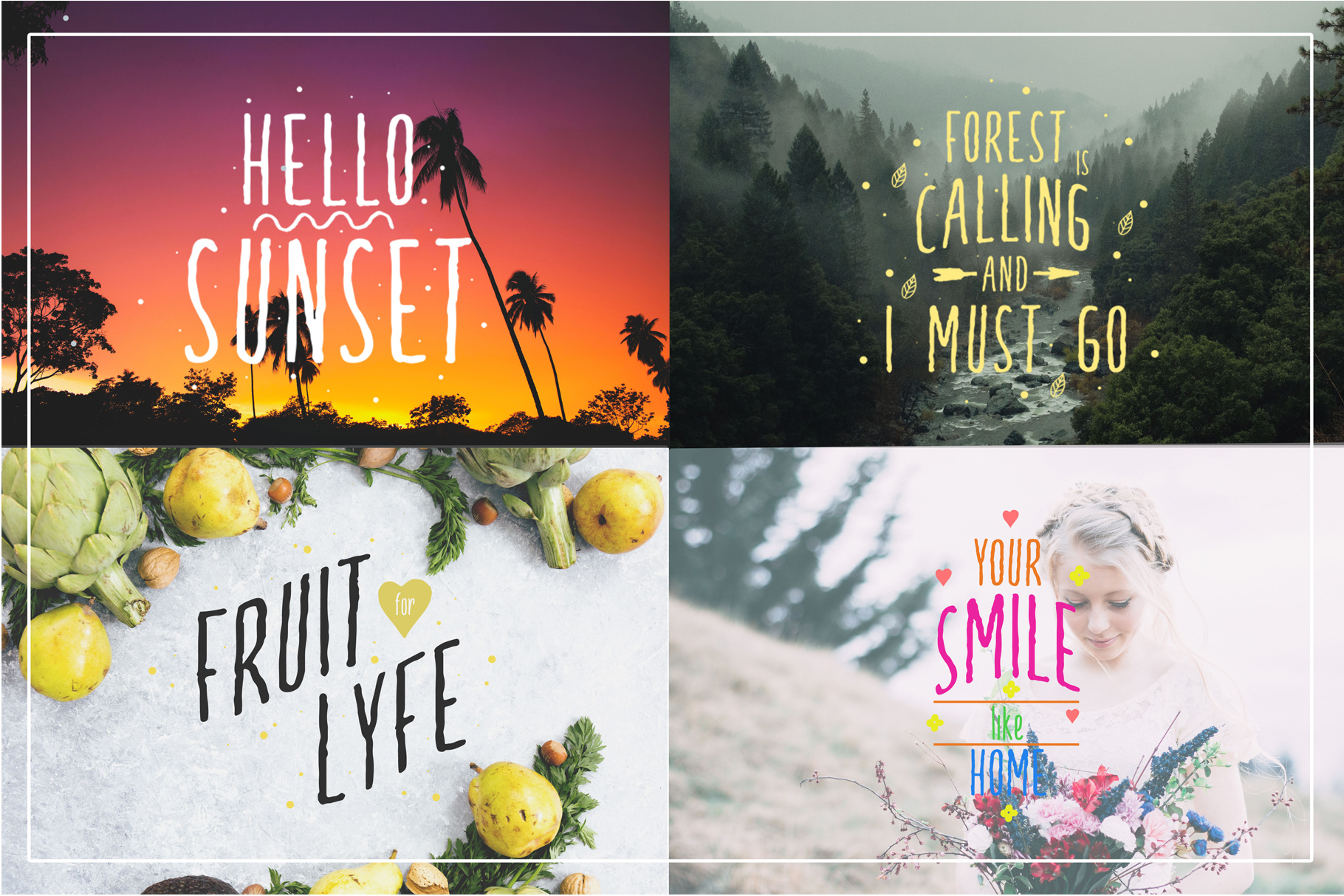 Palamia Handwritten Font example image 6