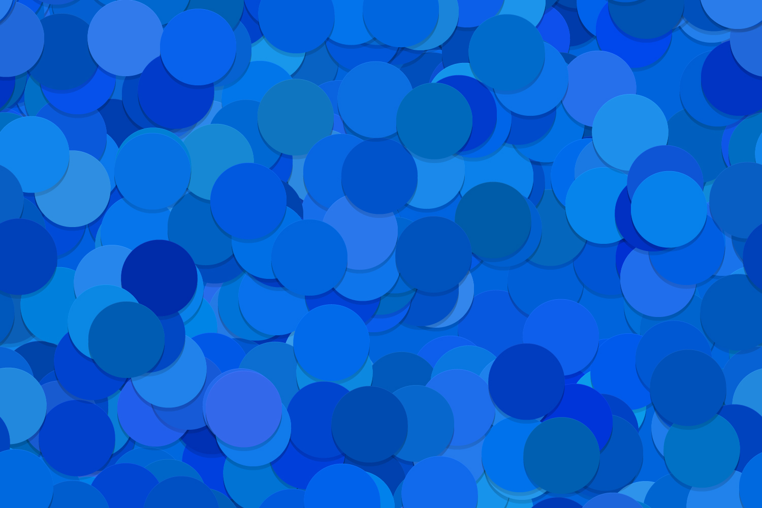 40 Seamless Circle Backgrounds (AI, EPS, JPG 5000x5000) example image 7