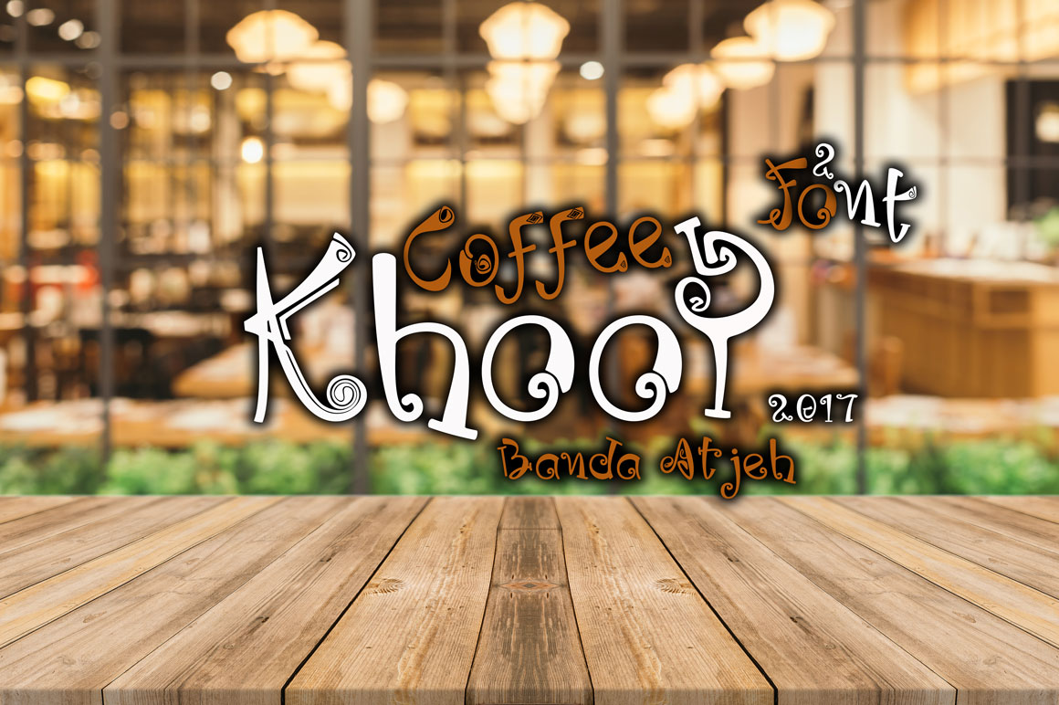 Coffee Khoop example image 1