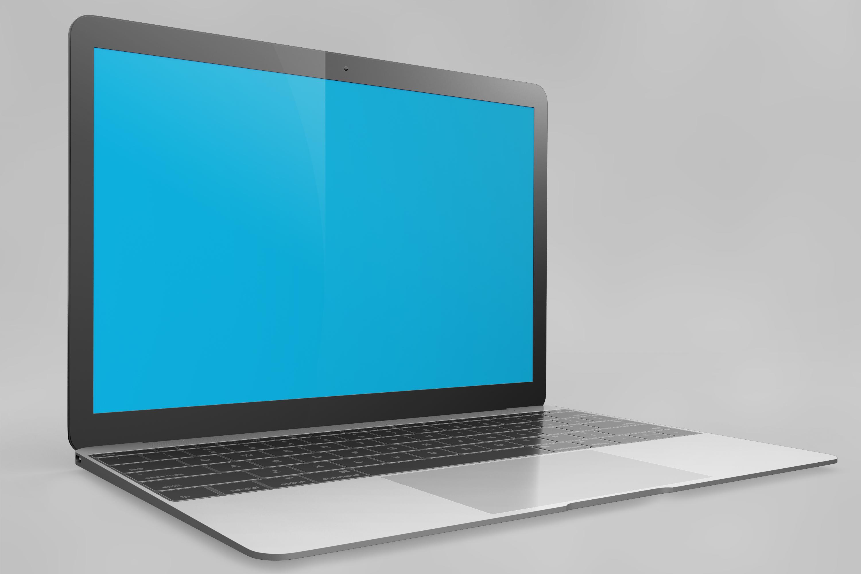 MacBook MockUp example image 3