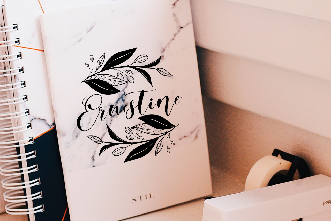 Southyouth Script Font example image 5