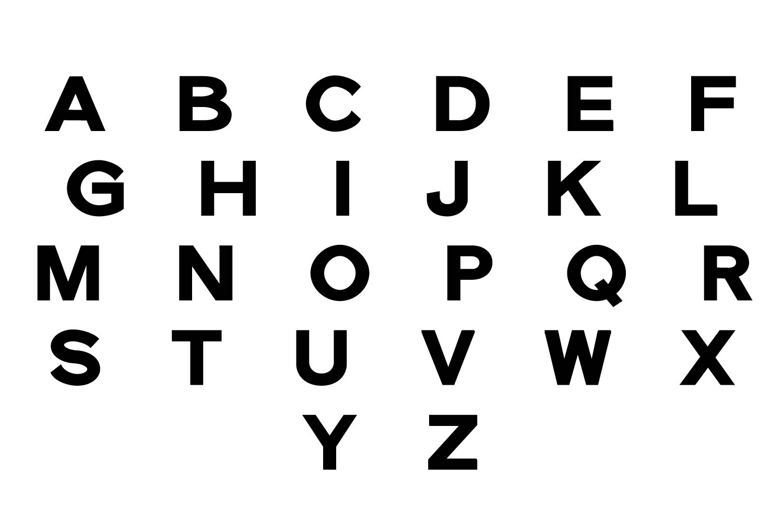 Break Font Duo example image 3