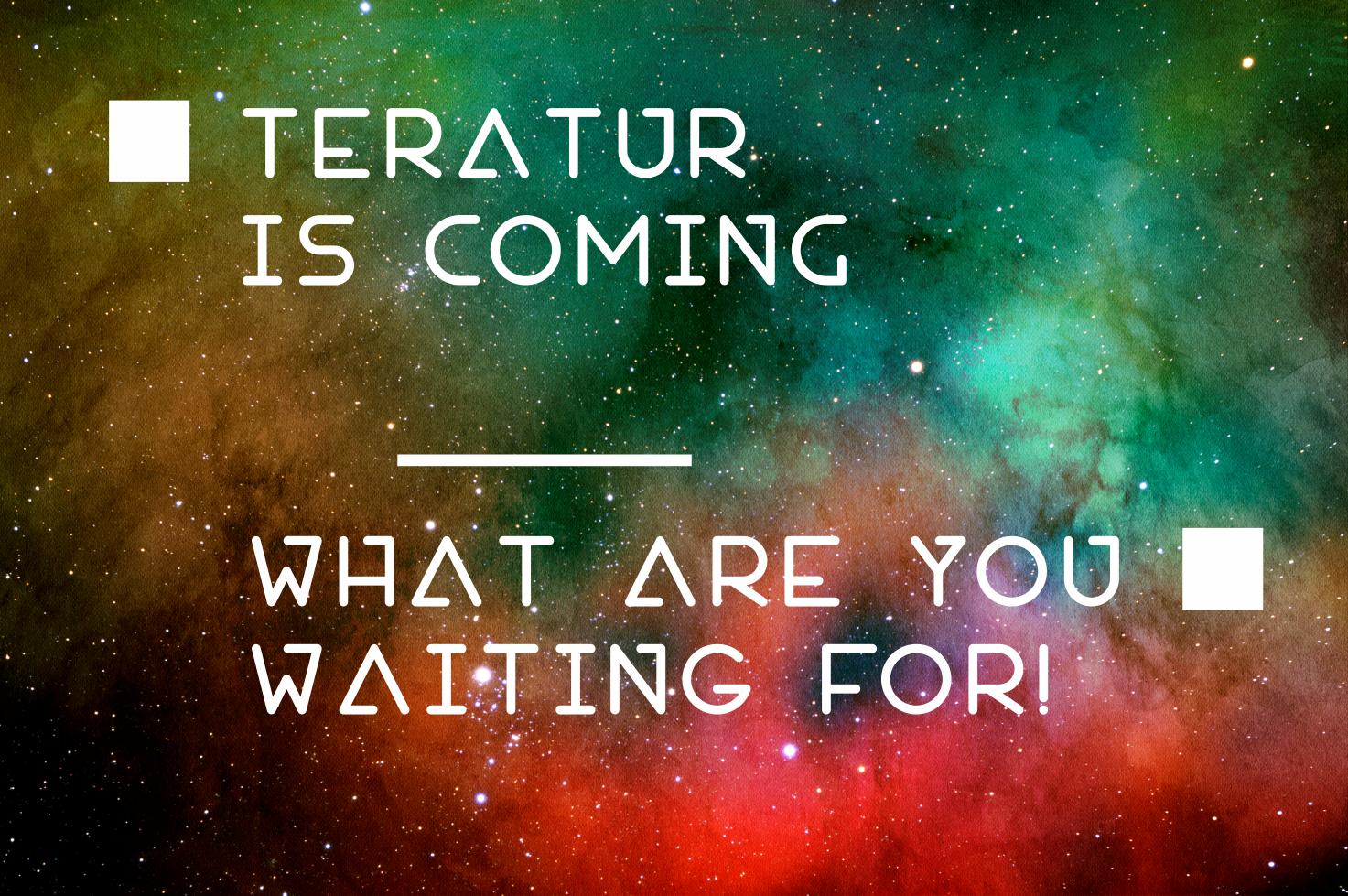 Teratur Typeface ( 3 Font) example image 4