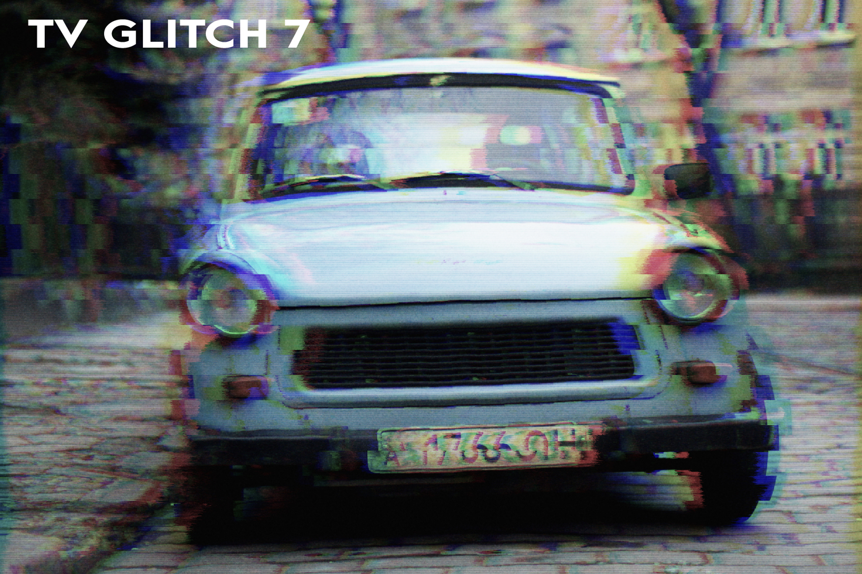 AL's Glitch TV Action Pack Vol. 1 example image 9
