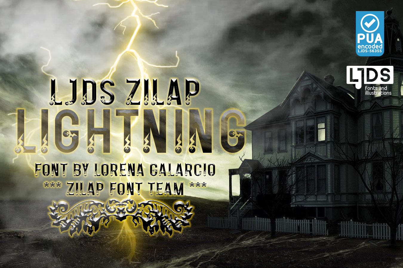 LJDS Zilap Lightning example image 1