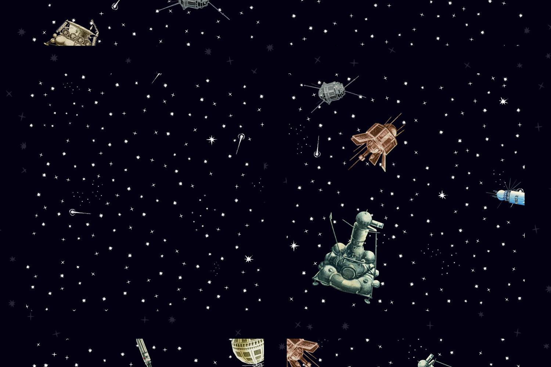 Gagarin - Patterns & Illustrations example image 9