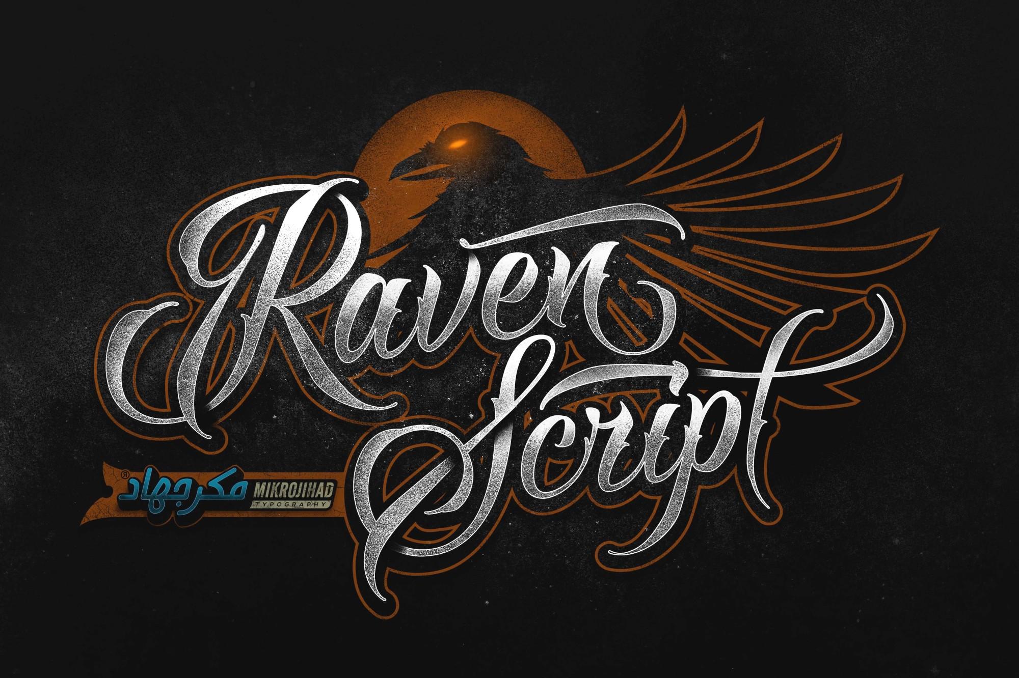 Raven Script example image 1