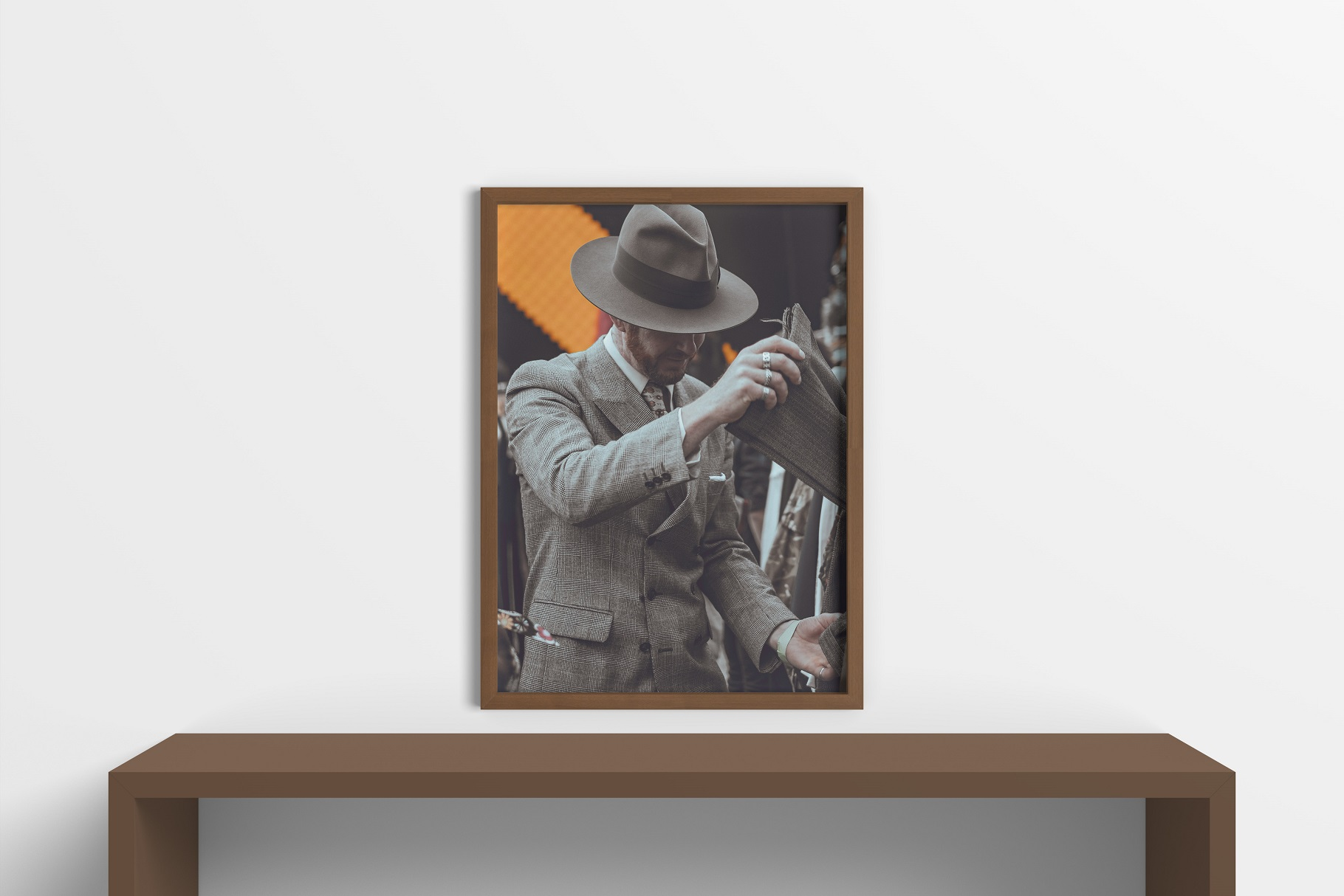 5x7 Inches Photo Frames Mockups example image 5