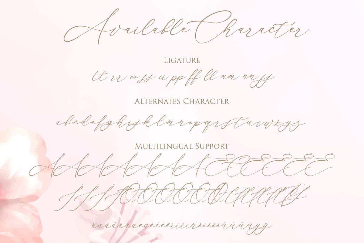 Samudera Script example image 3