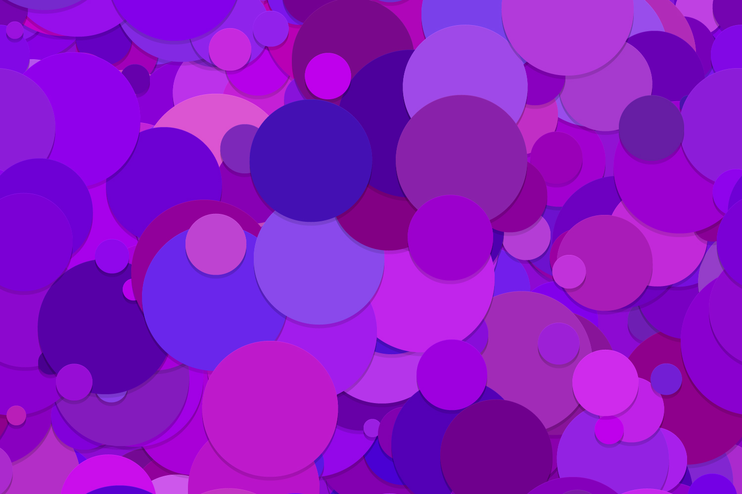 40 Seamless Circle Backgrounds (AI, EPS, JPG 5000x5000) example image 10
