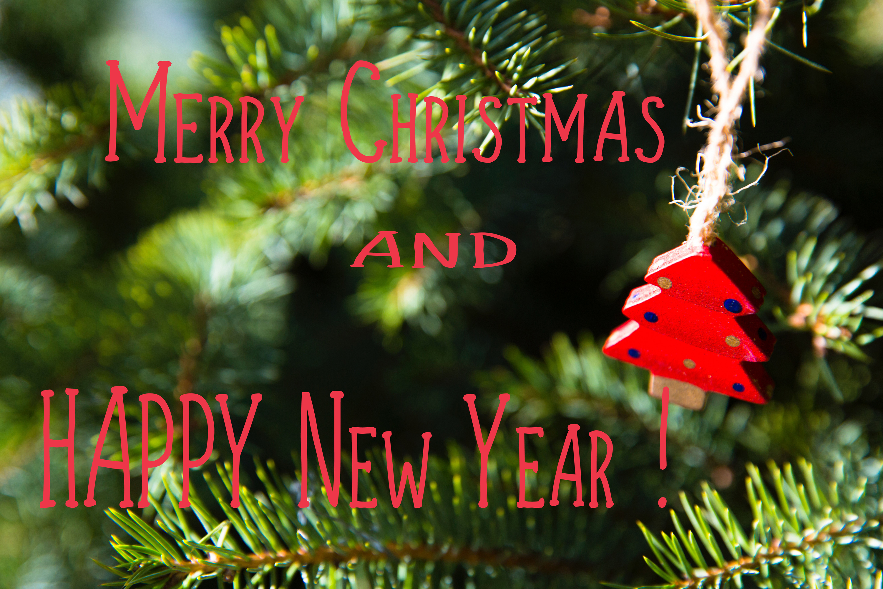 Merry Christmas display font and doodles example image 5