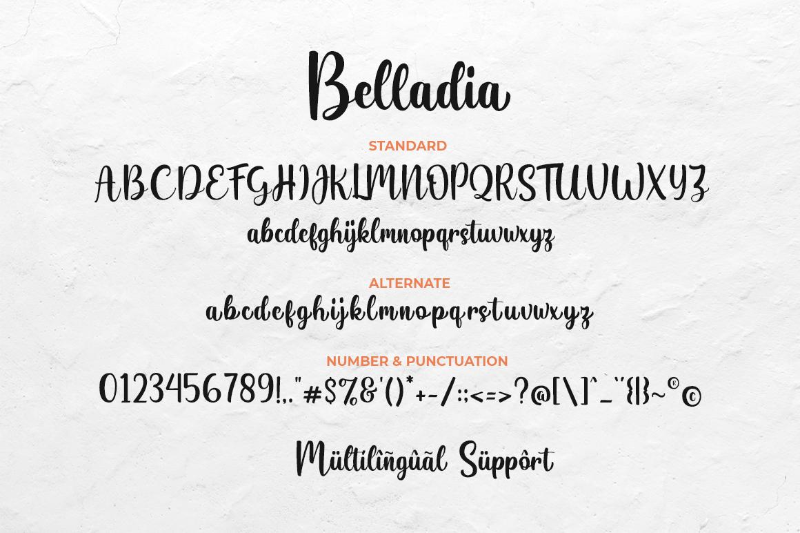Belladia example image 7