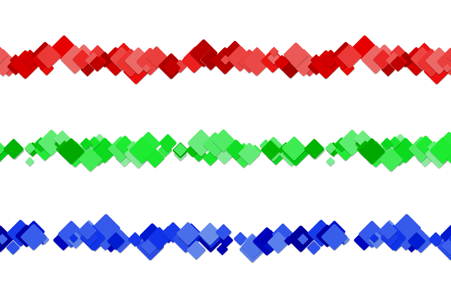 24 Tileable Divider Lines (AI, EPS, JPG 5000x5000) example image 2