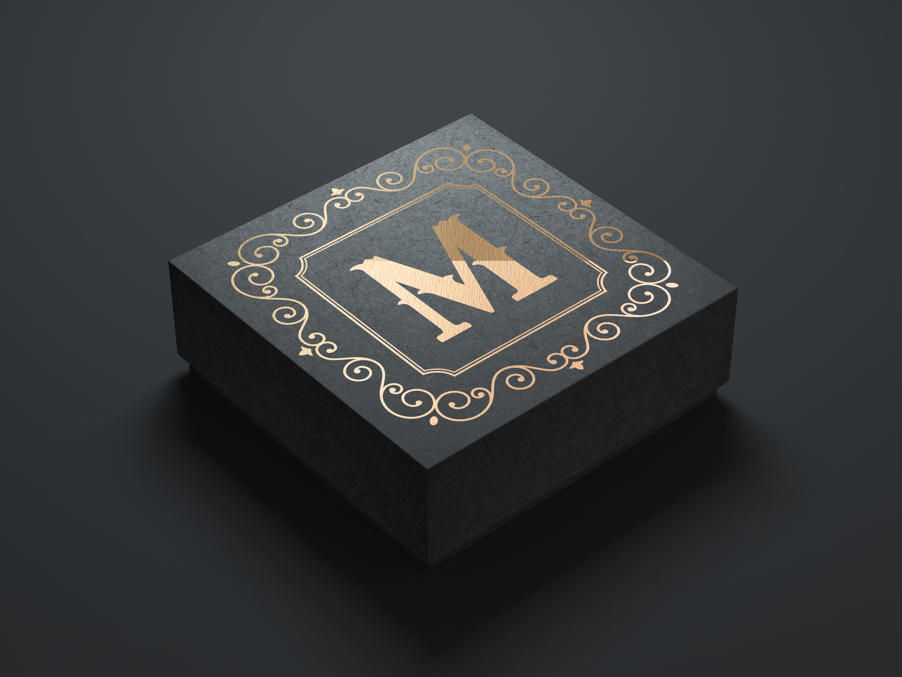 Square Box Mock up example image 4