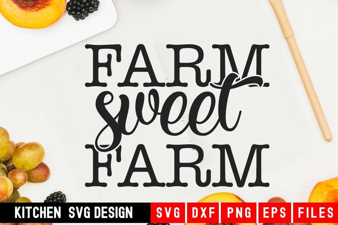 Kitchen SVG Bundle|30 Designs|kitchen towel svg example image 21