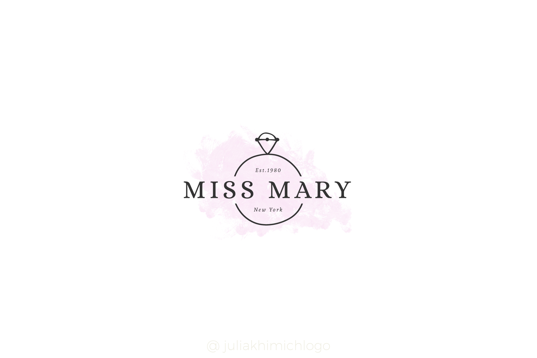 Logo Pack Vol.2. Romantic & Wedding example image 12