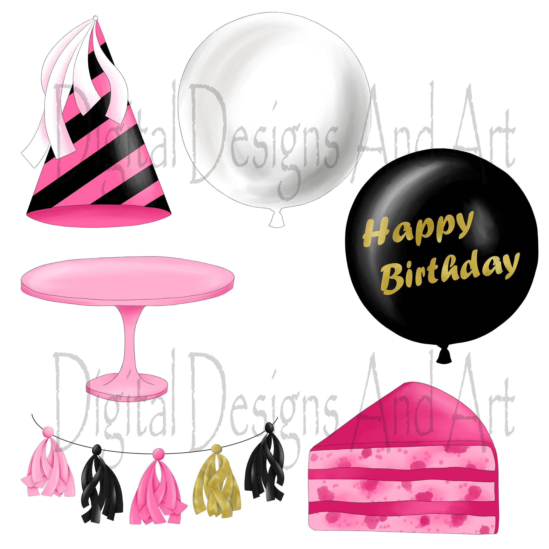Happy birthday clipart example image 3